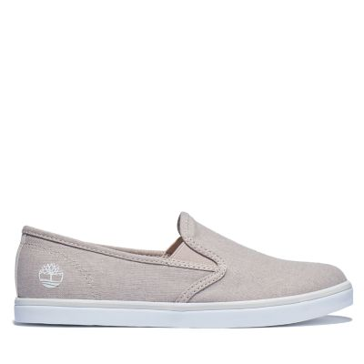 Scarpa+Slip-On+da+Donna+Dausette+in+beige