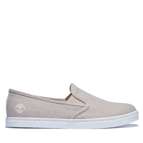 Dausette Slip-on Shoe for Women in Beige | Timberland