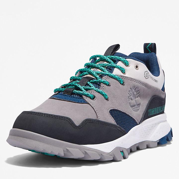 Garrison Trail Low Hiker for Women in Grey-