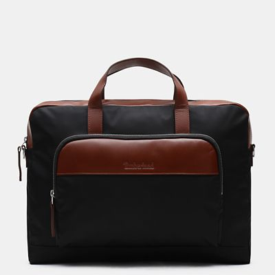 Alderbrook++Messenger+%2F+Briefcase+in+Black