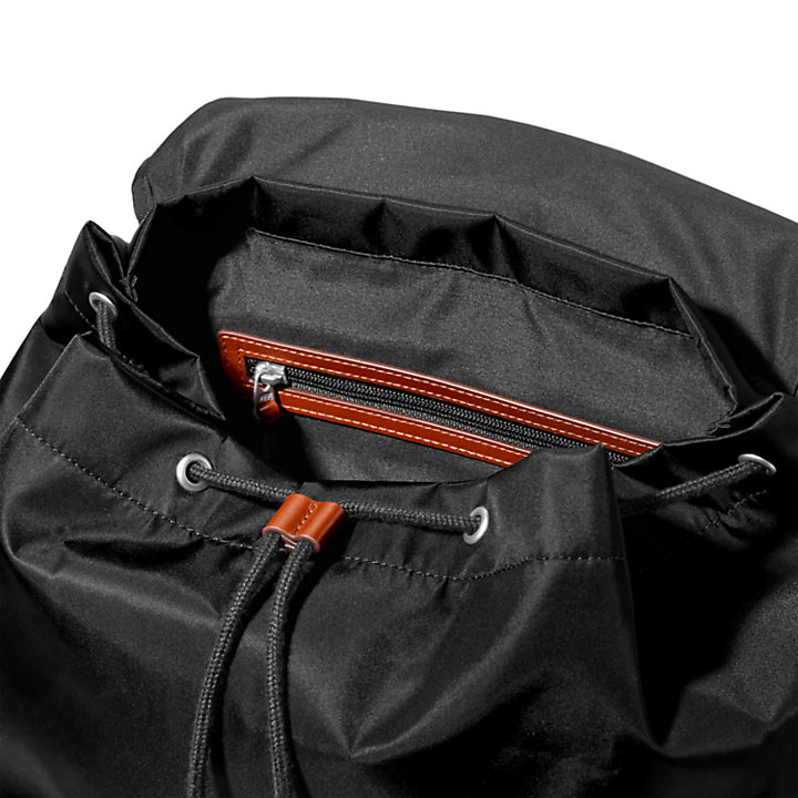 Mochila de montaña Alderbrook para hombre en color negro-