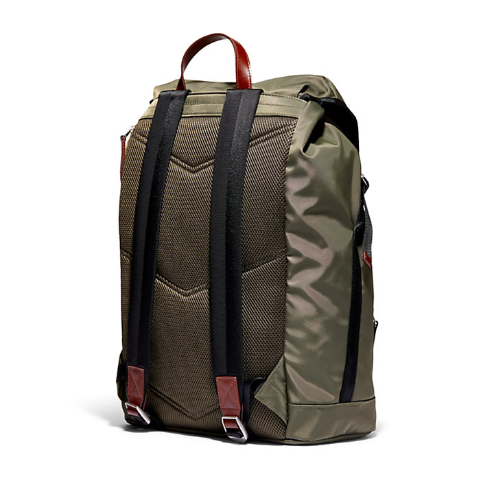 Alderbrook Hiker Backpack in Green-