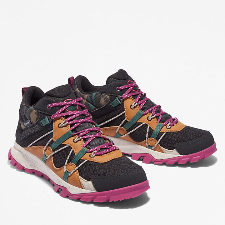 Garrison Trail Hiker for Women in Black-