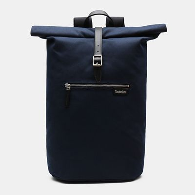 Allendale+Rolltop+Backpack+in+Navy