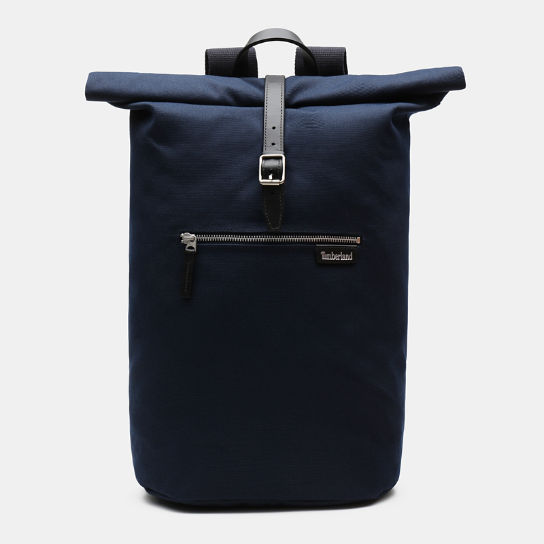 Allendale Rolltop Backpack in Navy | Timberland
