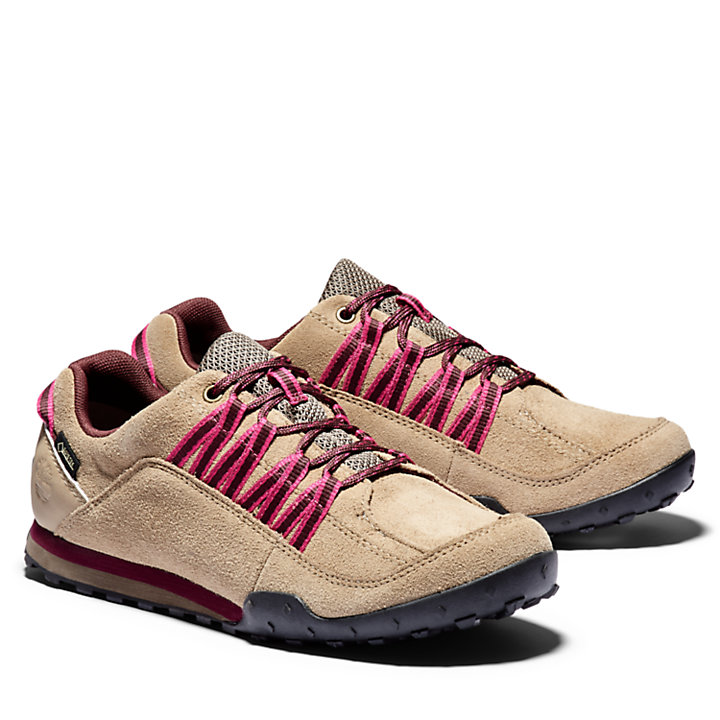 Greeley Gore-Tex® Low Hiker for Women in Beige-