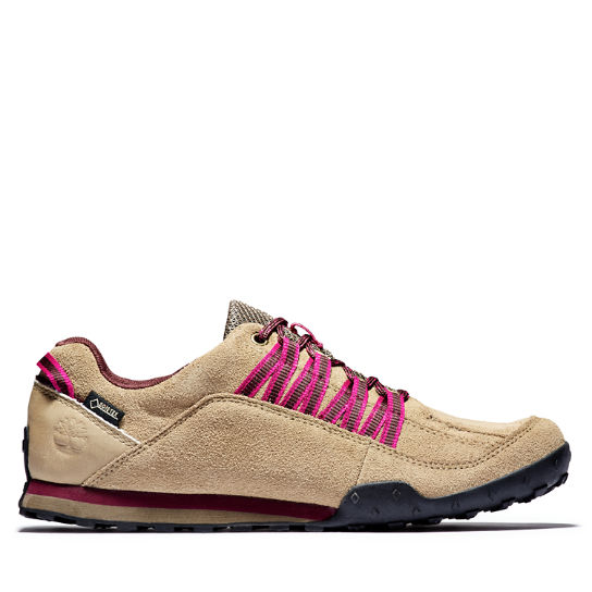 Greeley Gore-Tex® Low Hiker for Women in Beige | Timberland
