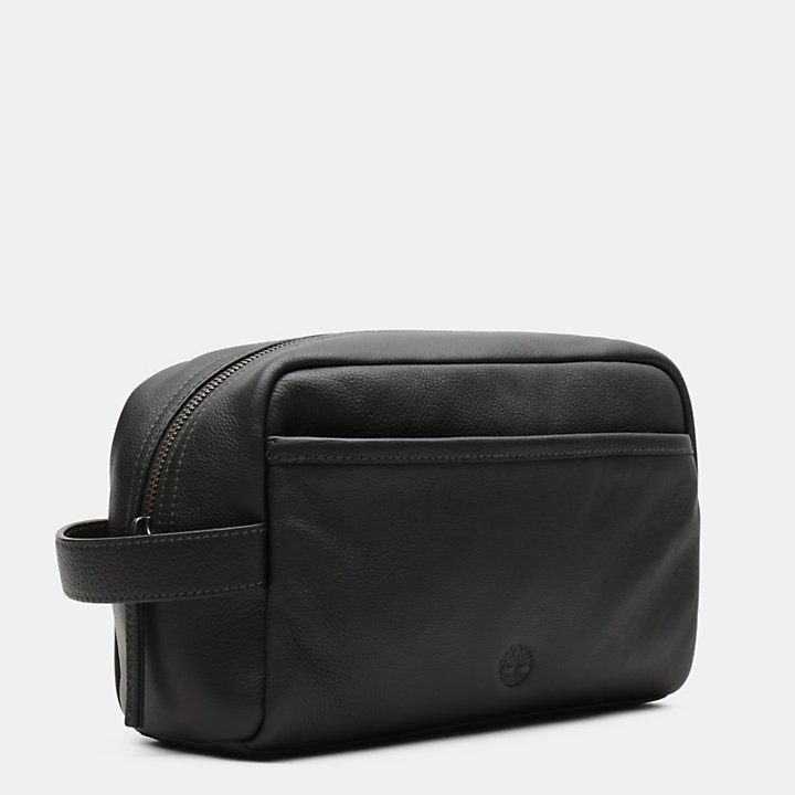Tuckerman Toiletry Bag in Black-