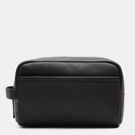 Tuckerman Toiletry Bag in Black | Timberland