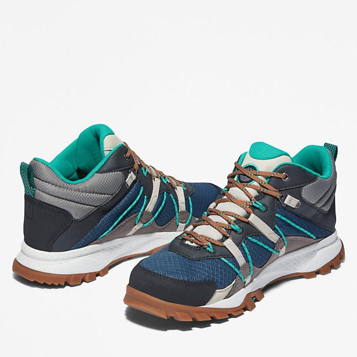 Botas de Montaña Garrison Trail para Mujer en azul-