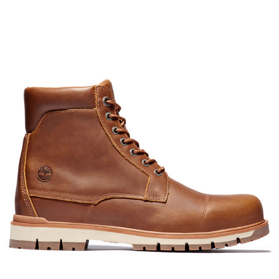 Radford Plain Toe 6 Inch Boot for Men in Brown | Timberland