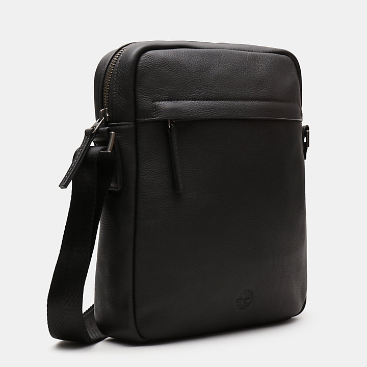 Tuckerman Grote Crossbody Bag in zwart-