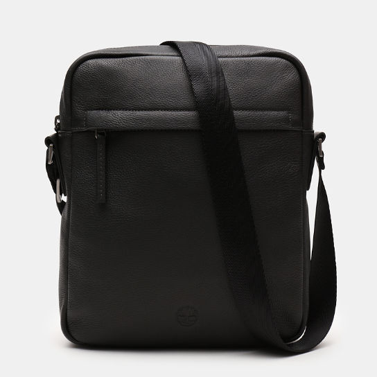 Tuckerman Large Crossbody Bag in Black | Timberland
