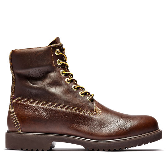 Newman 6 Inch Boot for Men in Dark Brown | Timberland