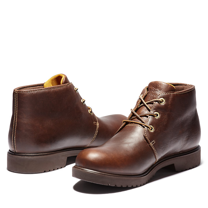 1973 Newman Chukka Boot for Men in Dark Brown-
