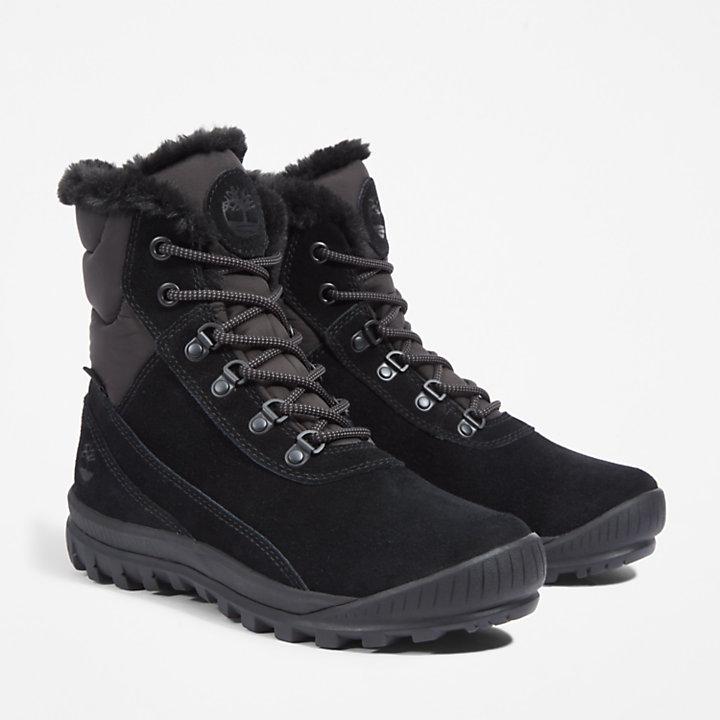 Mount Hayes Winter Boot for Women in Black-