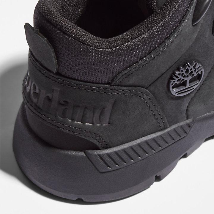 Scarpa da Hiking da Bambino (dal 30,5 al 35) Sprint Trekker in colore nero-
