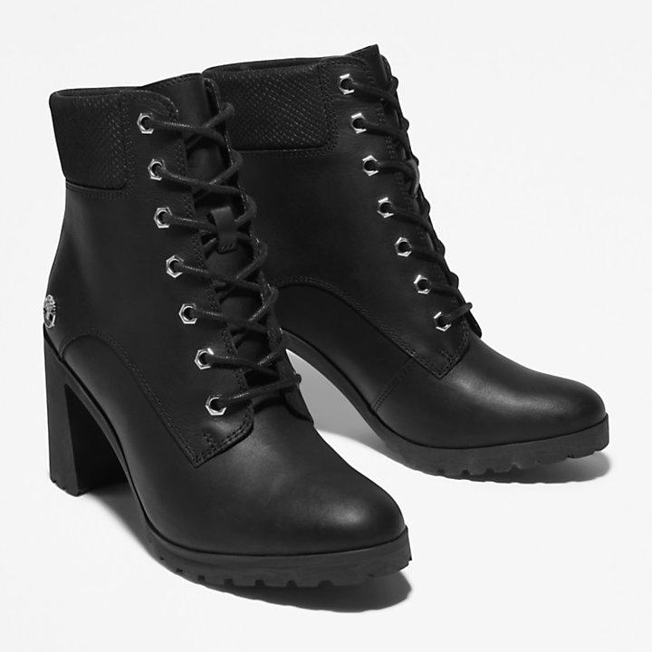 Bota 6 Inch Allington Heeled para mujer en negro-