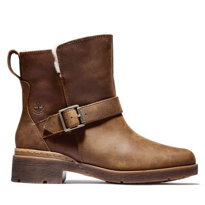 Graceyn+Biker+Boot+for+Women+in+Brown