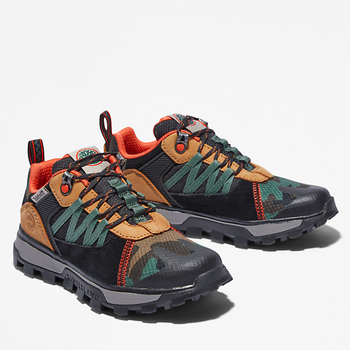 Treeline STR Trainer for Youth in Yellow-