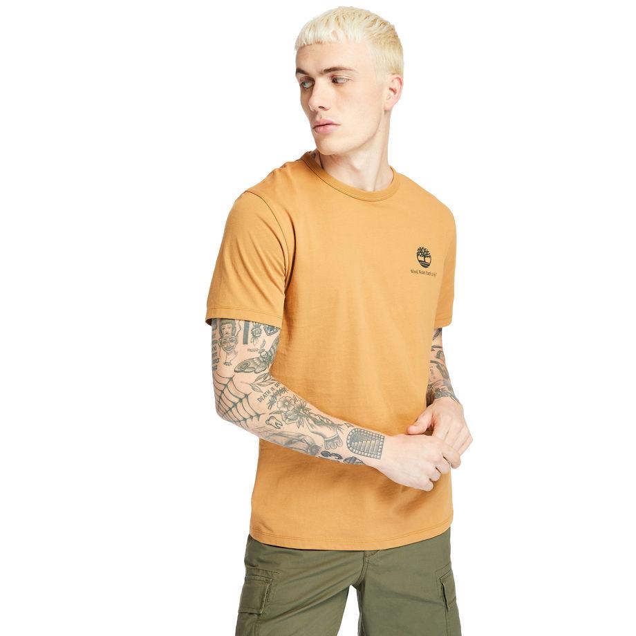 T-shirt À Imprimé Archive En , Taille S - Timberland - Modalova