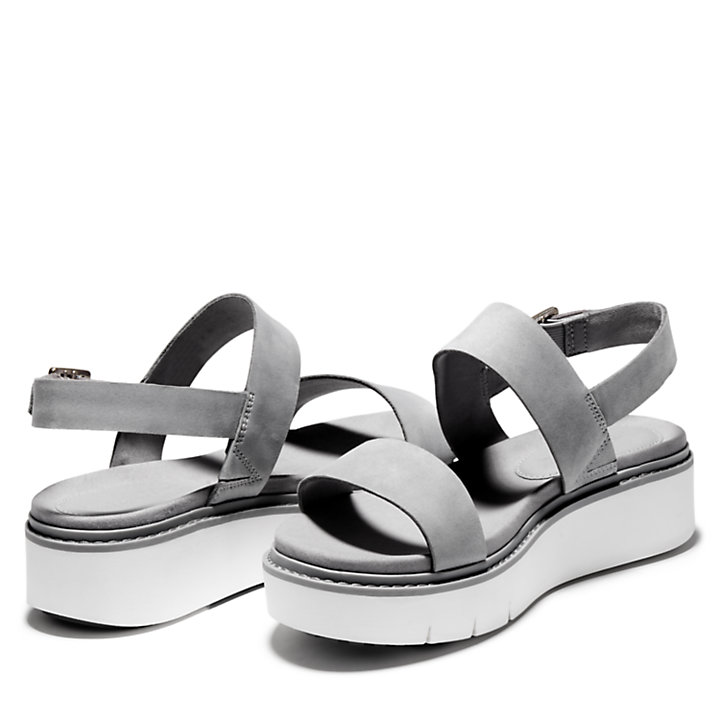 Sandalo da Donna Safari Dawn in grigio-