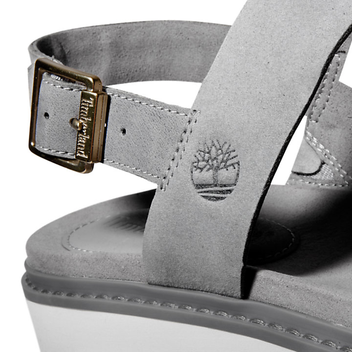 Sandale Safari Dawn pour femme en gris-