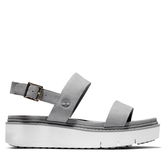 Safari Dawn Sandal for Women in Grey | Timberland