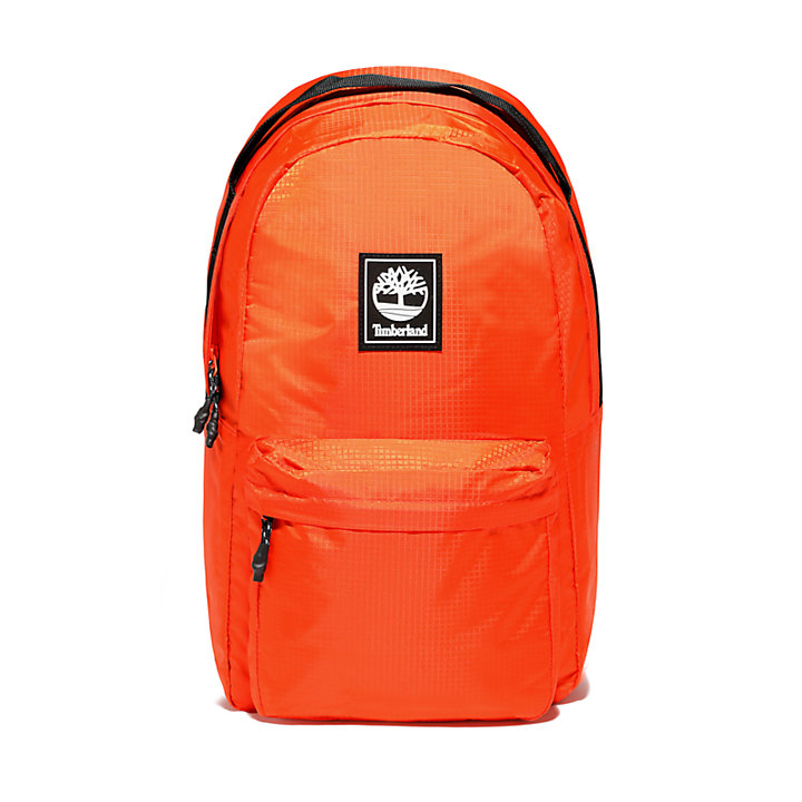 Ripstop Backpack in Orange-