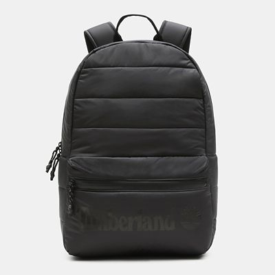 Zip-Top+Backpack+in+Black