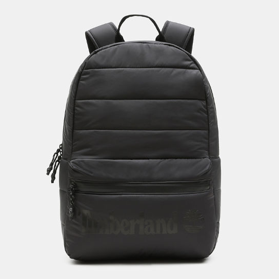 Zip-Top Backpack in Black | Timberland