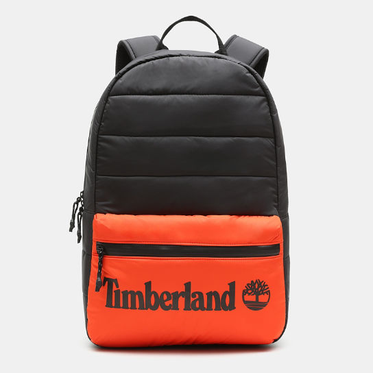 Zip-Top Backpack in Orange | Timberland