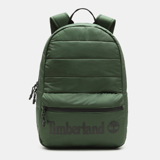 Zip-Top Backpack in Green | Timberland