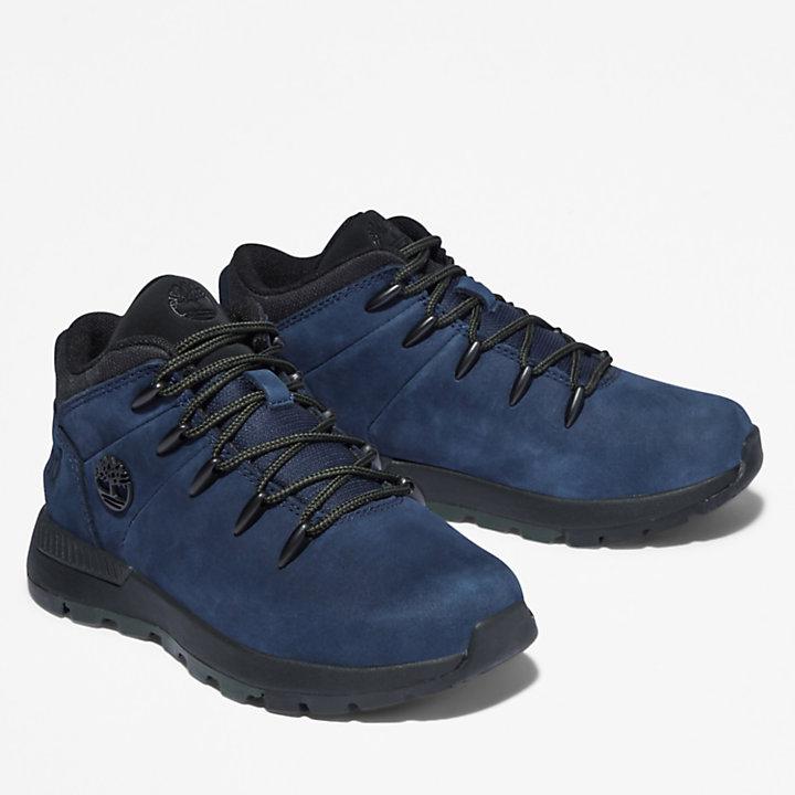 Sprint Trekker Hiking Boot voor kids in marineblauw-