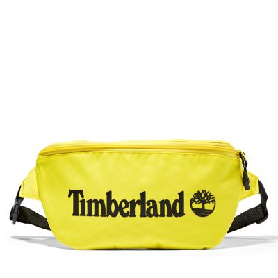 Logo+Sling+Bag+in+Yellow