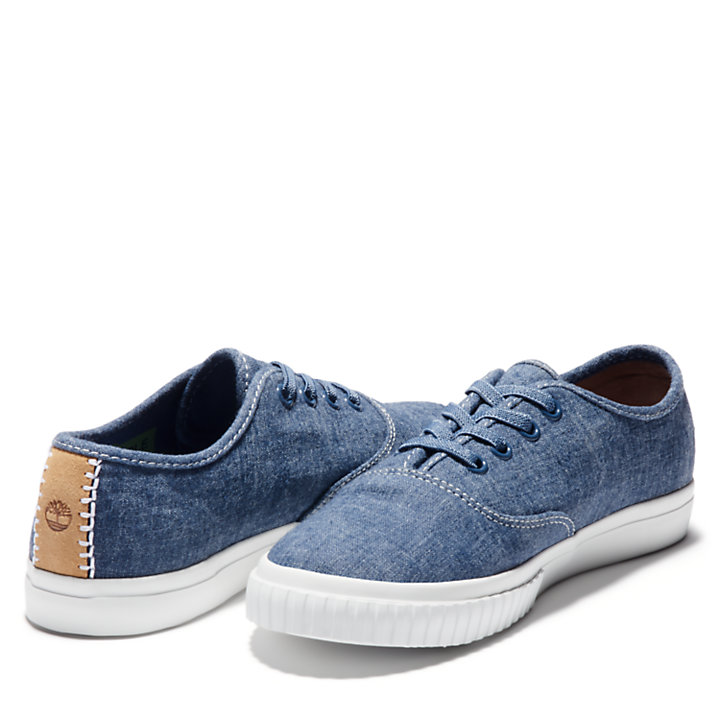Newport Bay Oxford for Women in Blue-