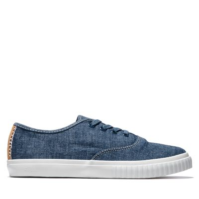 Newport+Bay+Oxfordschuh+f%C3%BCr+Damen+in+Blau