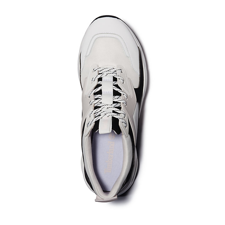 Delphiville Sneaker for Women in White-