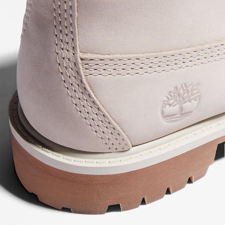 Scarponcino Impermeabile da Bambino (dal 35,5 al 40) Timberland® Premium 6-Inch in beige-
