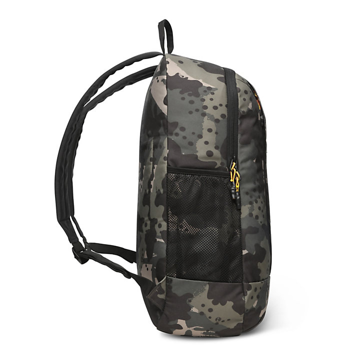 23L Bungee Backpack in Green Camo-