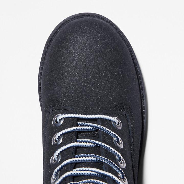 6-inch Boot imperméable Timberland® Premium junior en noir-