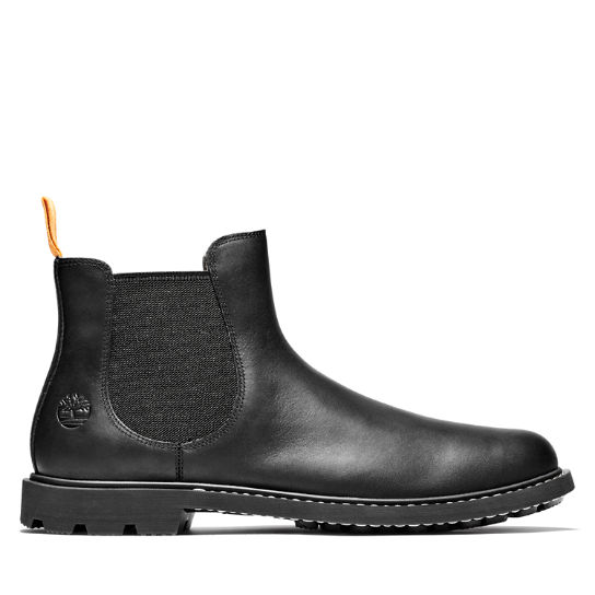 Belanger EK+ Chelsea Boot for Men in Black | Timberland