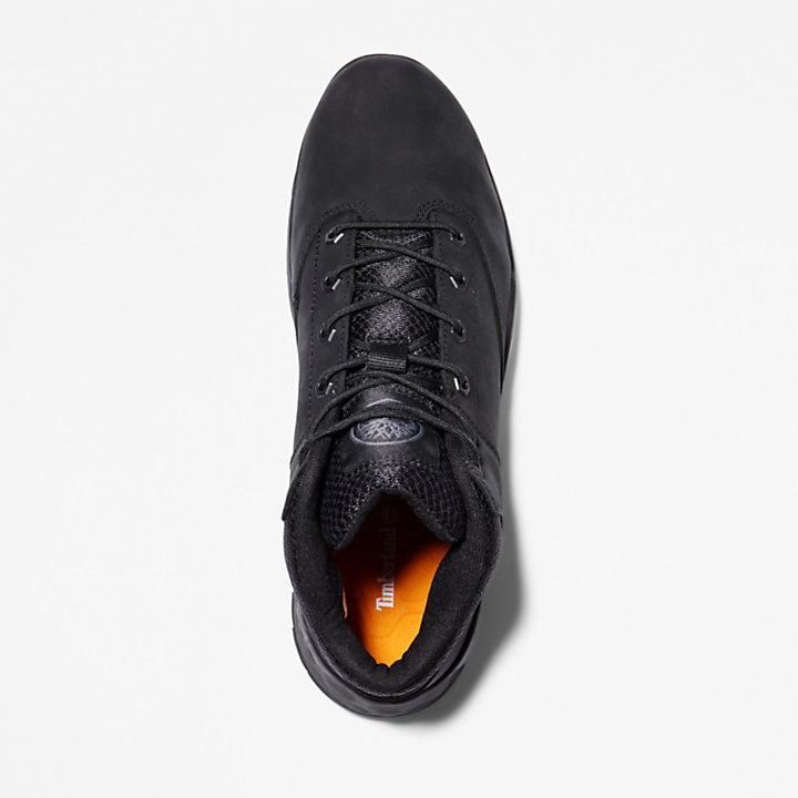 Solar Wave GreenStride™ Super Sneaker für Herren in Schwarz-