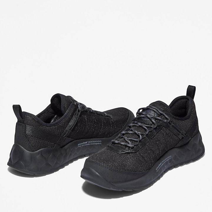 Solar Wave GreenStride™ Sneaker voor dames in zwart-