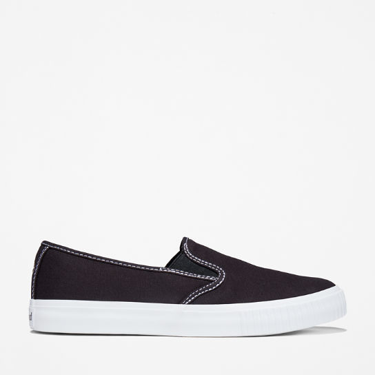 Skyla Bay Plimsoll for Women in Black | Timberland