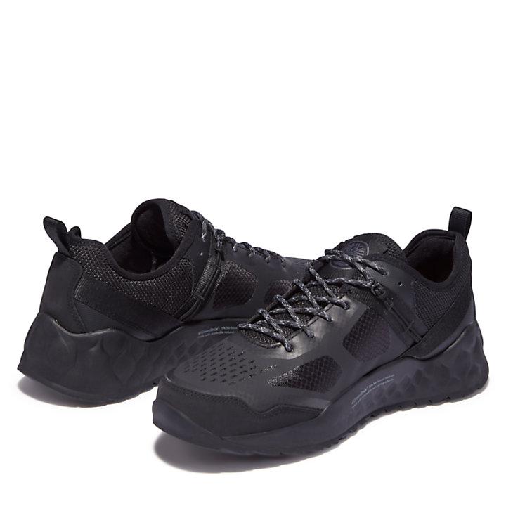Solar Wave TR GreenStride™ Sneaker für Herren in Schwarz-