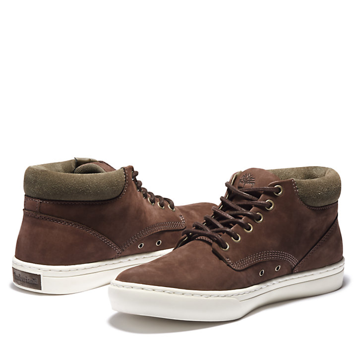 Adventure 2.0 Cupsole Chukka for Men in Dark Brown-