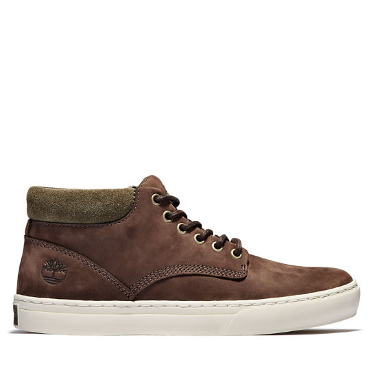 Adventure 2.0 Cupsole Chukka for Men in Dark Brown | Timberland