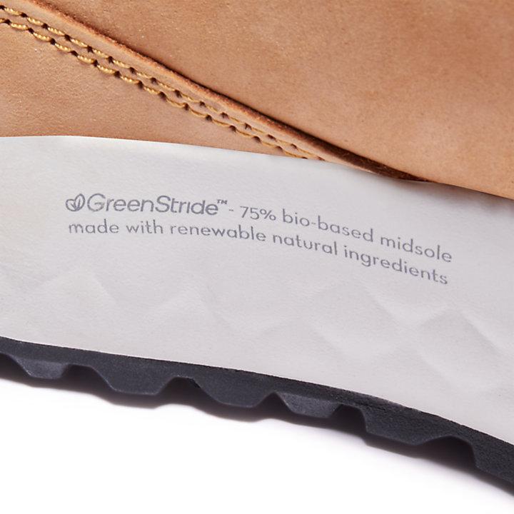 Solar Wave GreenStride™ Super Sneaker voor heren in geel-