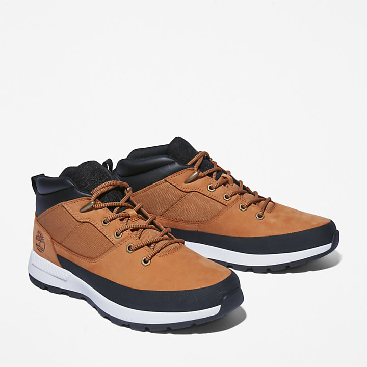 Sprint Trekker Low Hiker for Men in Yellow-